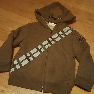 NWOT Chewbacca hoodie